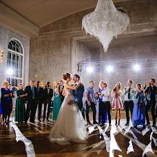 Wedding photographer Andrey Vasiliskov (dron285). Photo of 12.09.2017
