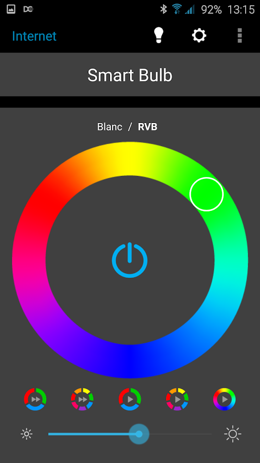 BeeWi SmartPad - στιγμιότυπο οθόνης
