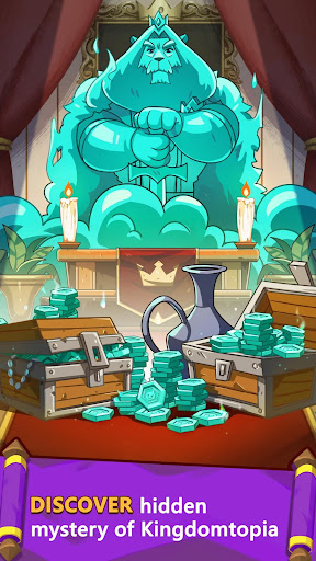 Kingdomtopia: Idle Animal Tycoon screenshots 6