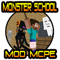 Monster School Mod for MCPE icon
