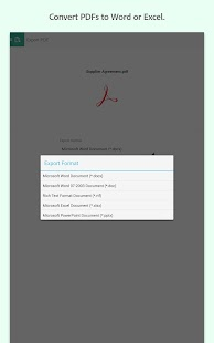 Adobe Acrobat Reader - screenshot thumbnail