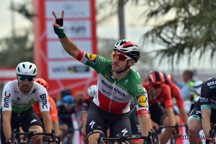 Slechts één Belg: Deceuninck-Quick.Step heeft acht namen voor de Giro op papier
