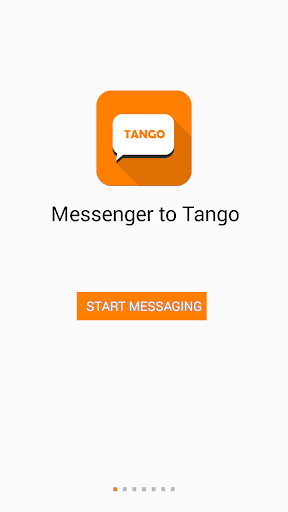 Messenger to Tango dancers