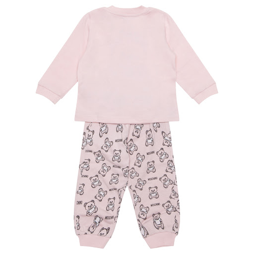 Thumbnail images of Moschino Two Piece Baby Set