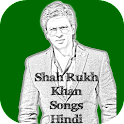 Shah Rukh Khan Songs Hindi icon