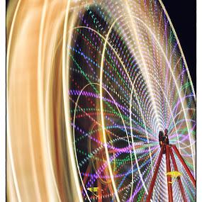 by Vanja Keser - City,  Street & Park  Amusement Parks ( amusment parks, golden carousel, fair )