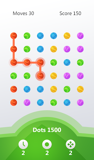 Dots : Connect game ドットは:広場を接続