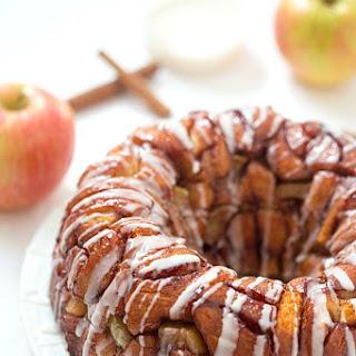 Cinnamon Apple Harvest Monkey Bread