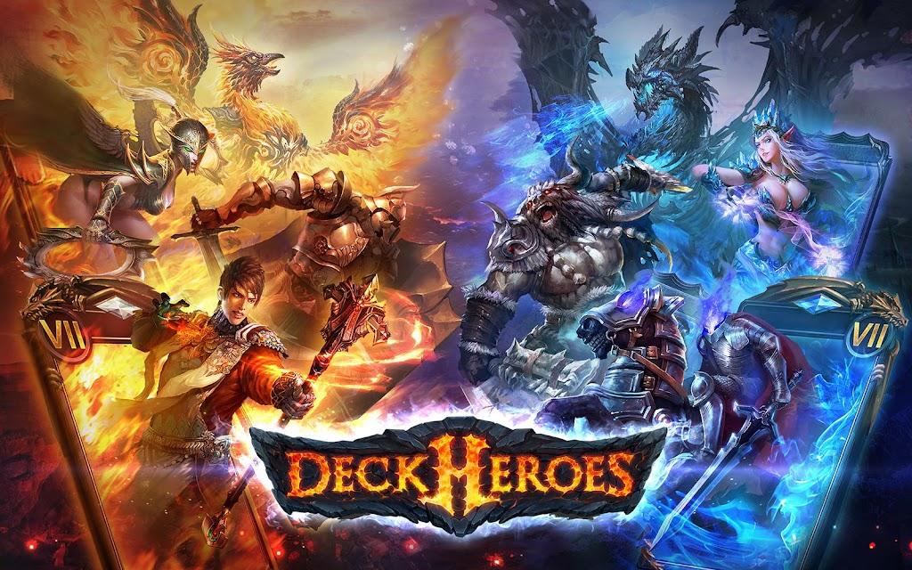 Deck Heroes screenshots