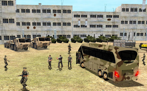 Army Bus Simulator 2020: Bus Driving Games android2mod screenshots 10