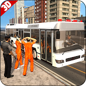 Police Bus Crime City
