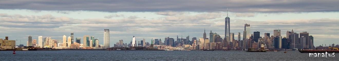 Manhattan sur
