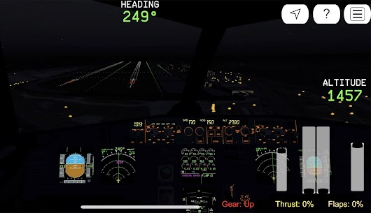 Flight Simulator Advanced MOD APK 1.9.4f [Full Unlocked] 2