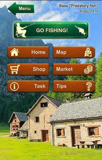 Code Triche Fishing Baron - realistic fishing game apk mod screenshots 1
