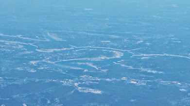 Photo: I think this is Belton Lake, TX, near Fort Hood.