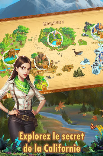 Code Triche Emma's Adventure: California mod apk screenshots 2