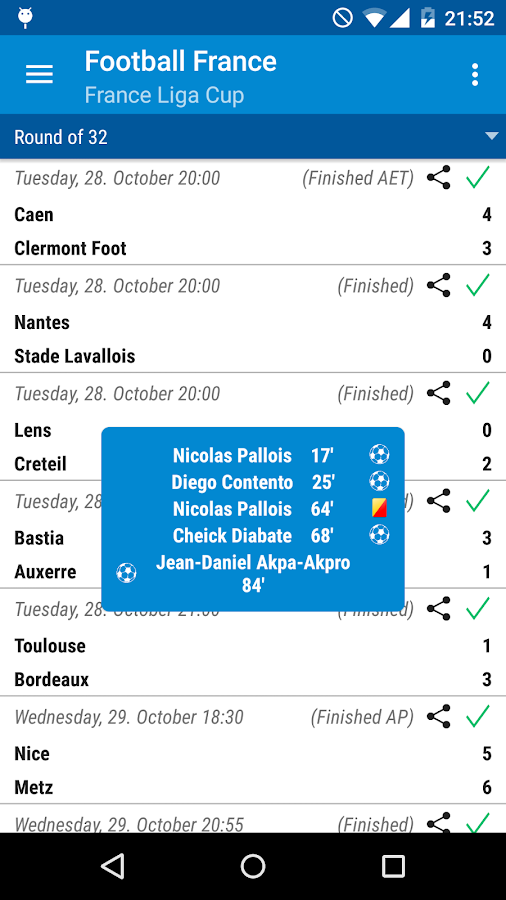 football france android apps on google play
