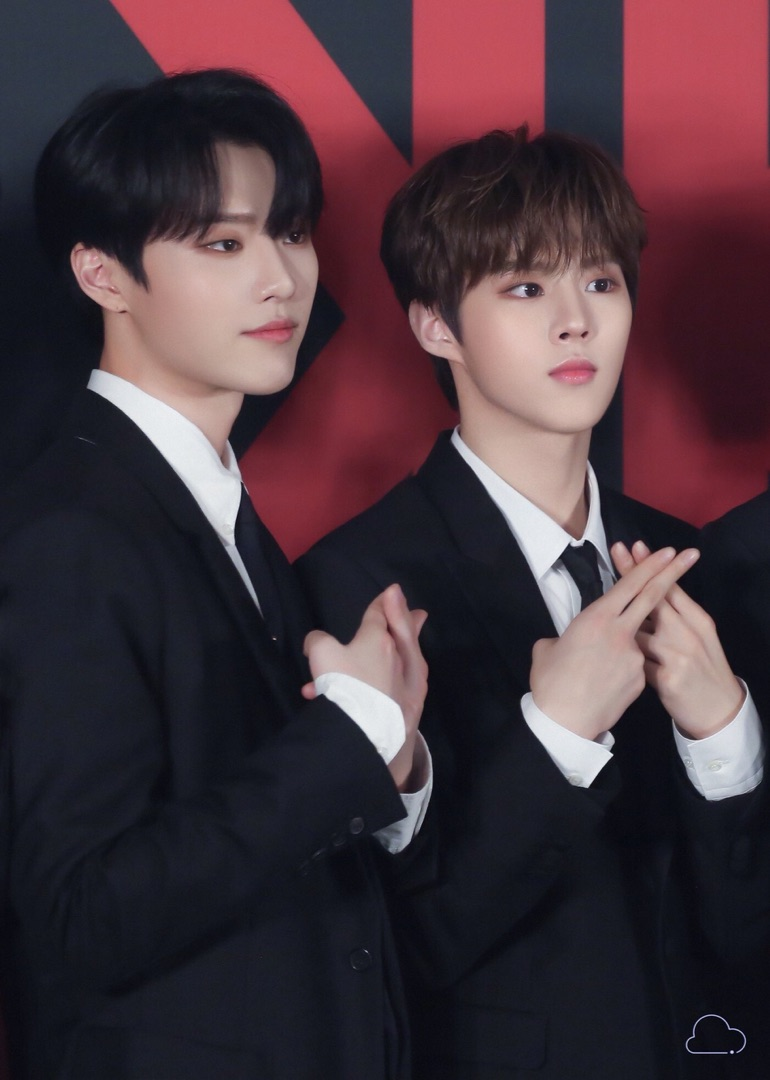 cho seungyeon kim wooseok2