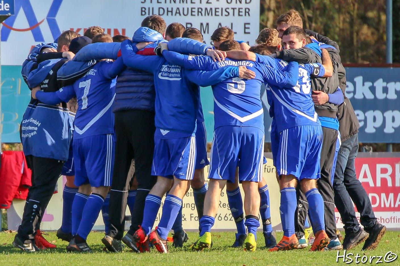 SV Wasenweiler – TVK II  1:1 (0:0)