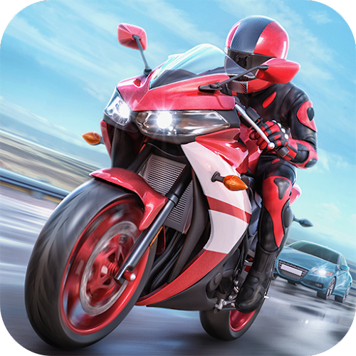 Racing Fever: Moto (Mod Money) 1.4.11Mod