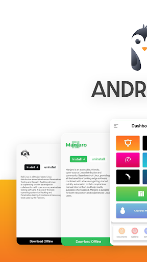 Andronix - Linux on Android without root Apk 1