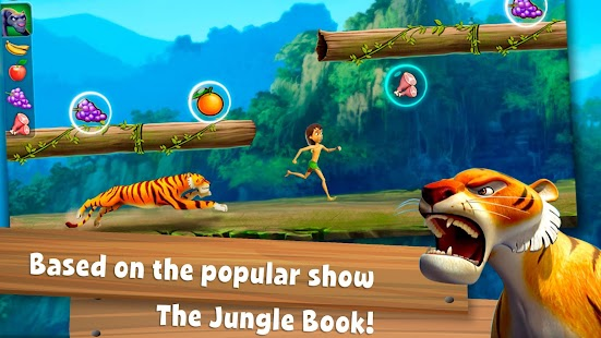 Jungle Book Runner: Mowgli and Friends - náhled