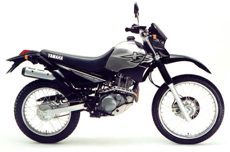 Yamaha XT 225-manual-taller-despiece-mecanica