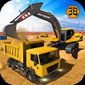 Heavy Excavator Crane - City Construction Sim 2020 icon