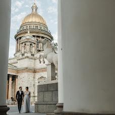 Wedding photographer Nikita Kruglov (kruglovphoto). Photo of 22.10.2018
