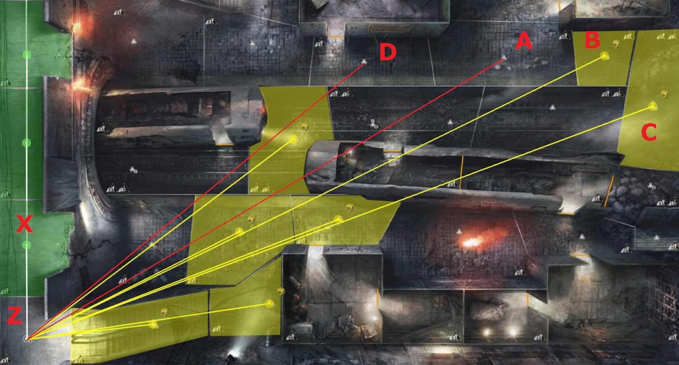 Line of Sight Tool by Monolith - Maps and boards - The Overlord