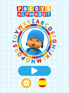 Pocoyo Alphabet Free- screenshot thumbnail