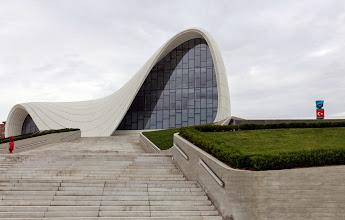 Photo: Modernia arkkitehtuuria