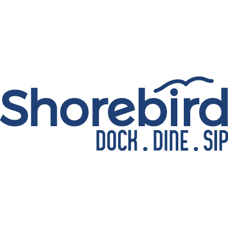Logo for Shorebird Restaurant