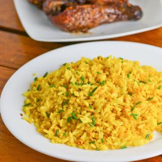 Filipino Java Rice.