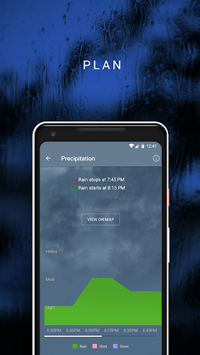 WeatherEye screenshot 4