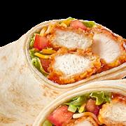 Kids Crunchy Chicken Wrap