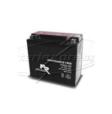 YTX20L-BS, MC batteri AGM 18Ah