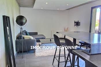 Appartement 2 pièces 49,55 m2