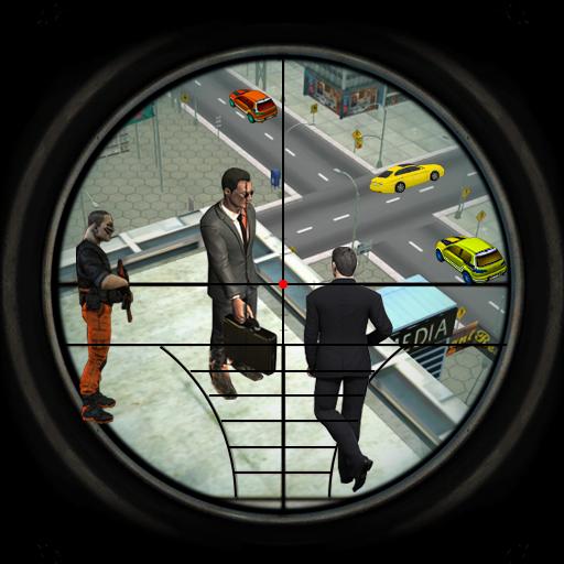 Modern Sniper Hunter  3D : Shooting Game