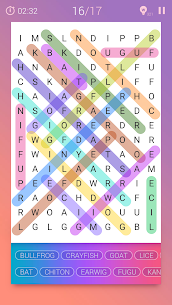 Word Search Puzzle 1