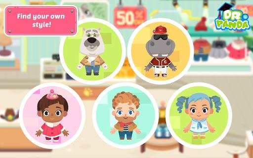Dr. Panda Town: Mall 1.2.4 screenshots 8