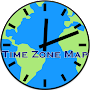 Time Zone Map APK icon