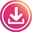 story saver for instagram story downloader icon