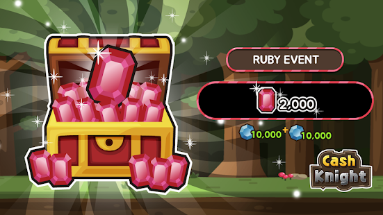 Cash Knight Ruby Screenshot