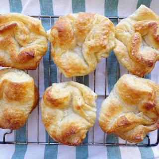 French pastry - Kouign Amann.