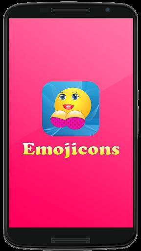 Adult Emoji:Love Chat Emojicon