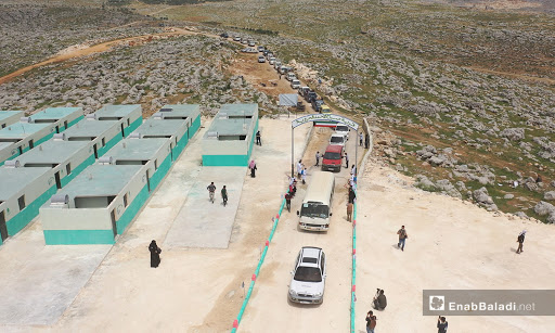 Banished to the mountains: isolation deepens IDPs woes in Idlib camps