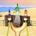 Slingshot: Bottle Shooting icon