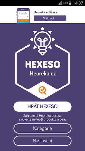 Hexeso - pexeso od Heureky