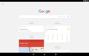 Google screenshot for Android